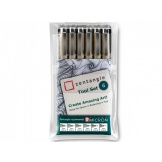 Zentangle Tool set 6-delig