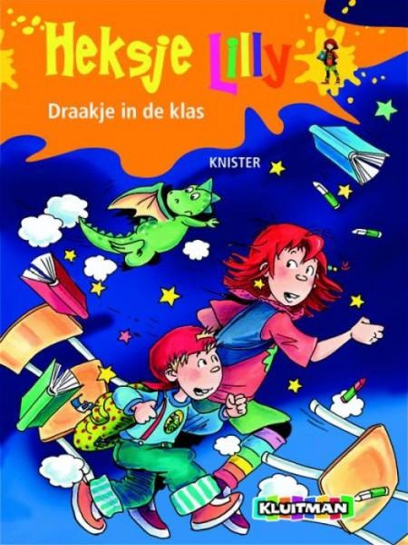 Boek Heksje Lilly - Draakje in de klas
