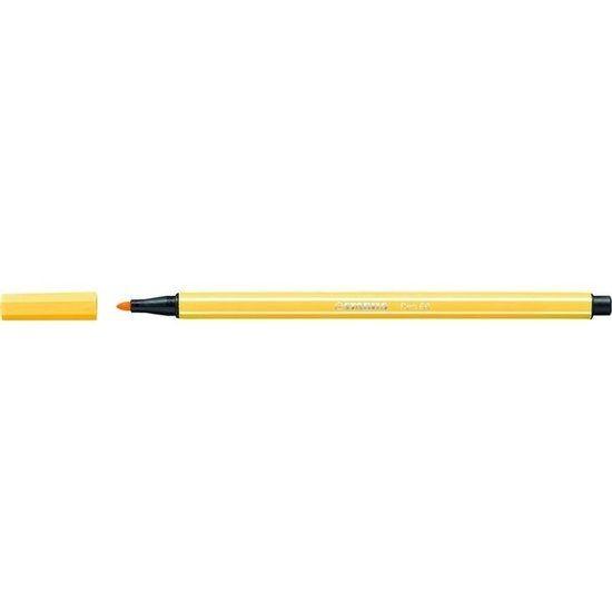 Stabilo Pen 68 Geel