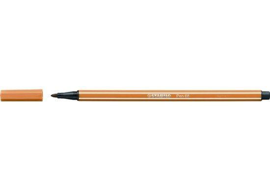 Stabilo Pen 68 donkeroker