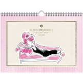 Family Planner A4 Blond Amsterdam