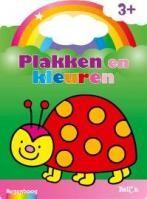 Regenboog Plakken en Kleuren Lieveheersbeestje 3+