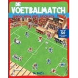 De Voetbalmatch: Panorama met stickers