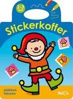 Plak en Kleur Boek (2-3 jaar)