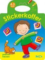 Plak en Kleur Boek (4-5 jaar)