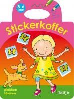 Plak en Kleurboek (5-6 jaar)