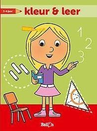 Kleur en leer juf (3-4 jaar)