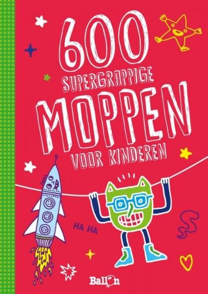 600 Supergrappige Moppen Voor Kinderen