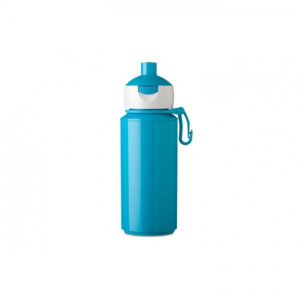 Rosti Mepal Drinkfles pop up blauw