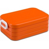 Rosti Mepal Lunchbox Teak a Break Oranje Midi