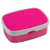 Campus Lunchbox midi pink