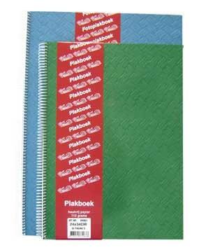 Plakboek 28x40cm Vlechtpersing