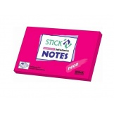 Stick notes 76*127 geel
