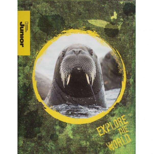 Schrift A5 Lijn 3 Stuks National Geographic