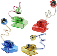 Leeslampje led clip