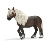 13663 Schleich black forest stallion