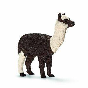13704 Schleich - Alpaca merrie Schleich