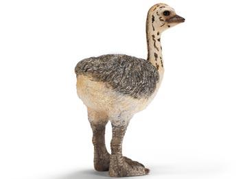 14398 schleich struisvogeljong