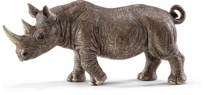 Schleich 14743 Zwarte Afrikaanse Neushoorn