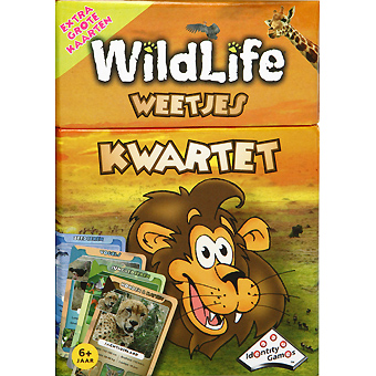 Identity Games Wildlife kwartet