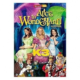Dvd K3 Alice in Wonderland
