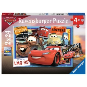 Ravensburger Puzzel Disney Cars (2x24)
