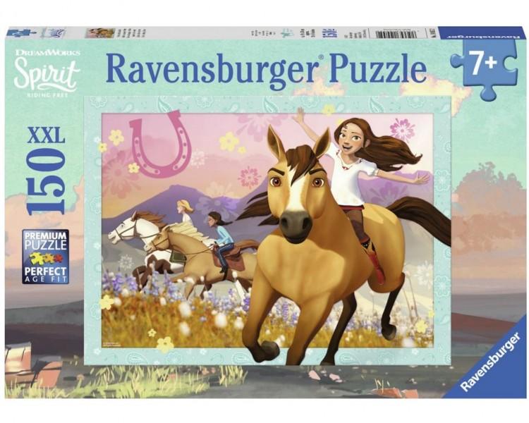Ravensburger Puzzel Sprit: Wild and Free (150)