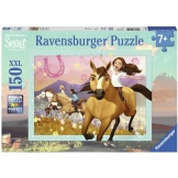 Ravensburger Puzzel Sprit: Wild and Free (150)
