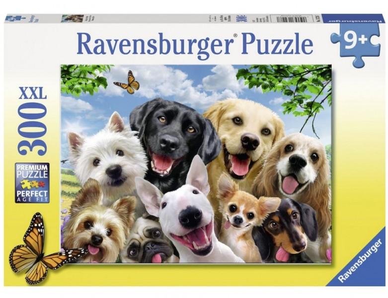 Ravensburger Puzzel Hondenselfie (300)