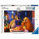 Ravensburger Disney Puzzel Lady and the Tramp (1000)