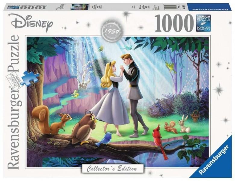 Ravensburger Disney Puzzel Doornroosje (1000)