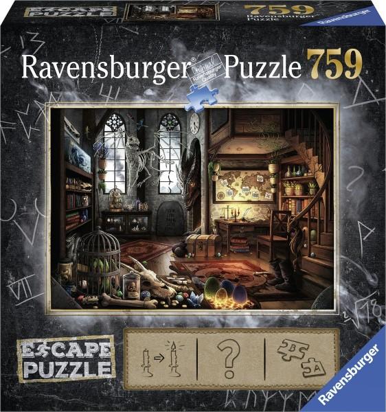 Ravensburger Puzzel Escape 5 Dragon (759)