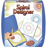 Ravensburger Mini Spiral Design Blauw
