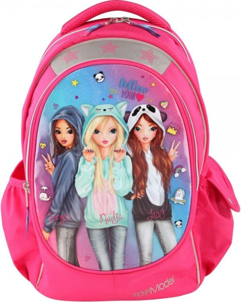 Top Model Backpack Friends Pink (0410160)