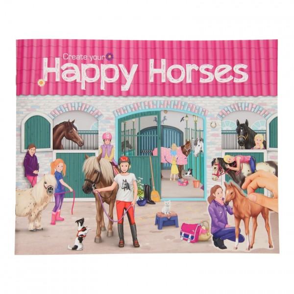 Create Your Happy Horses