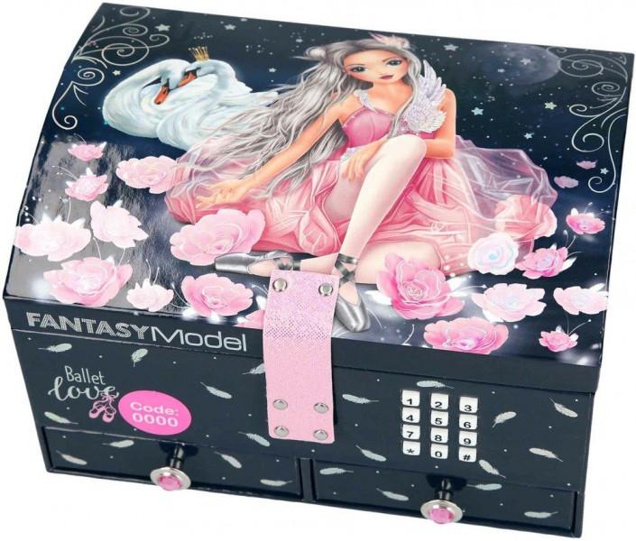 Fantasy Model Sierradendoos Met Code En Geluid Ballet