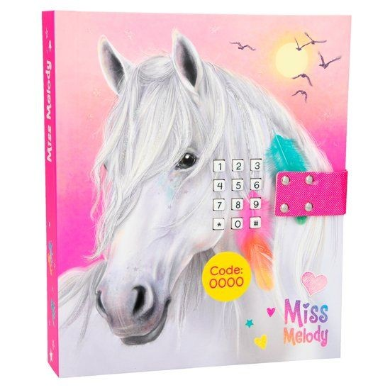 Miss Melody Dagboek Motief 2