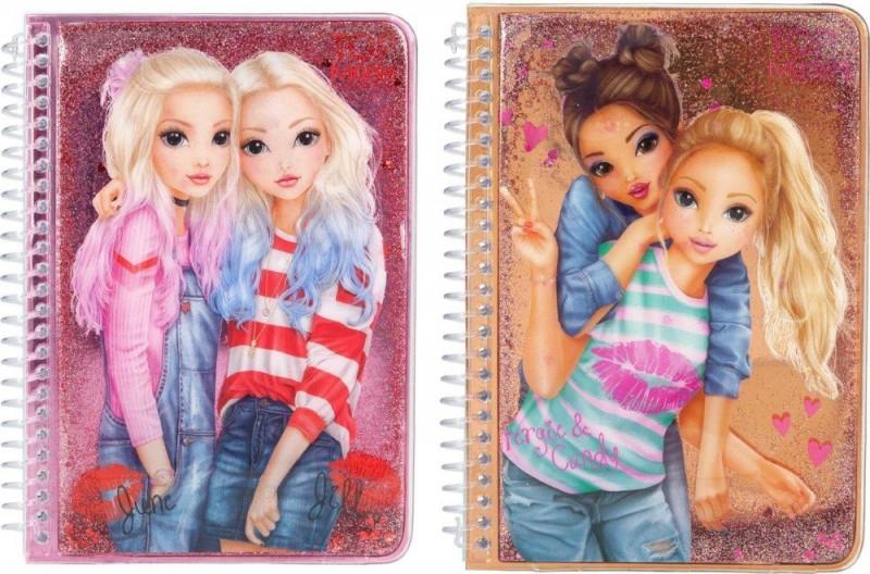 Topmodel Notebook Liquid