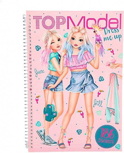 Topmodel Dress Me Up Tropical