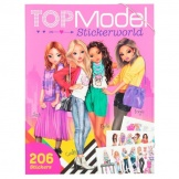 Topmodel Stickerworld