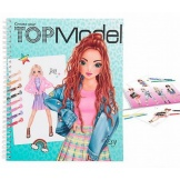 Topmodel Create Your Topmodel Kleurboek