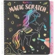Miss Melody Magic Scratch Boek