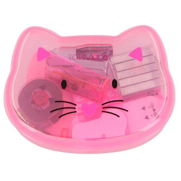 Topmodel Mini Schrijfset Kat