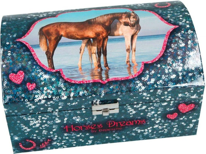 Horses Dreams Sieradendoos