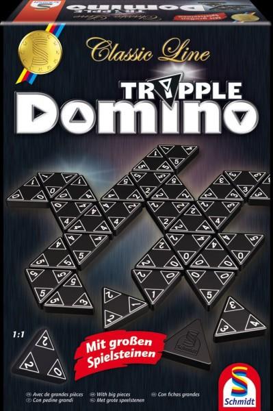 Spel Classic Line Triple-Domino
