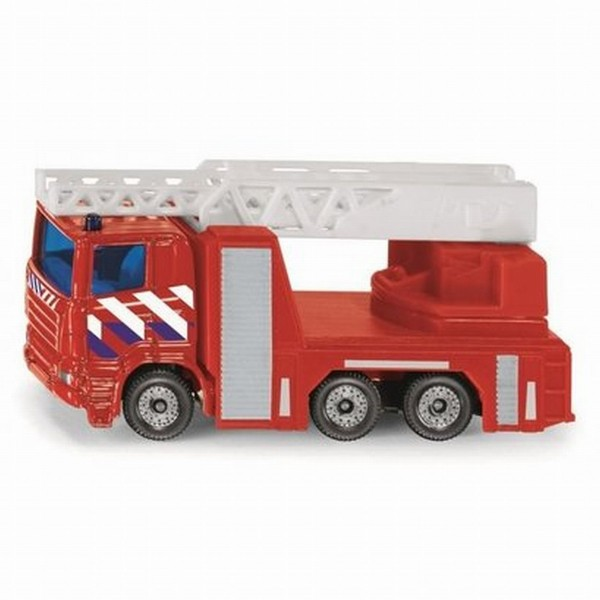 1014 Siku Brandweer Ladderwagen (NL)