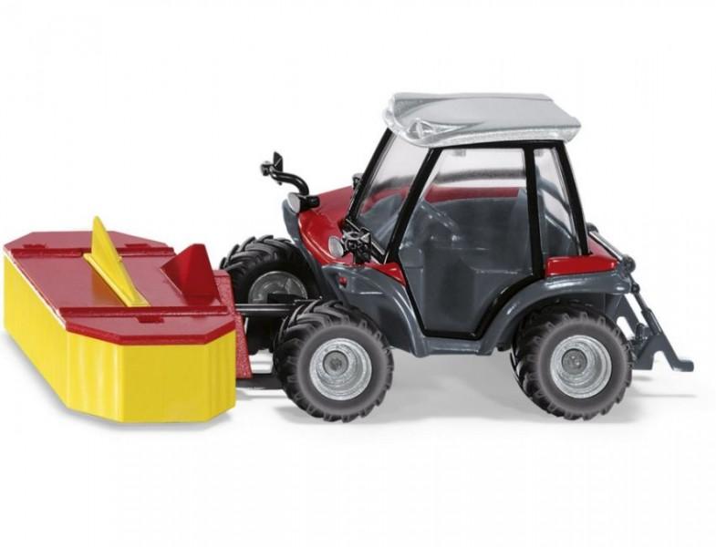 3068 Siku Tractor Aebi TerraTrac TT211