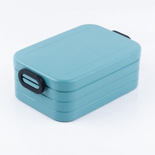 Mepal Bento Lunchbox Take A Break Midi Nordic Green