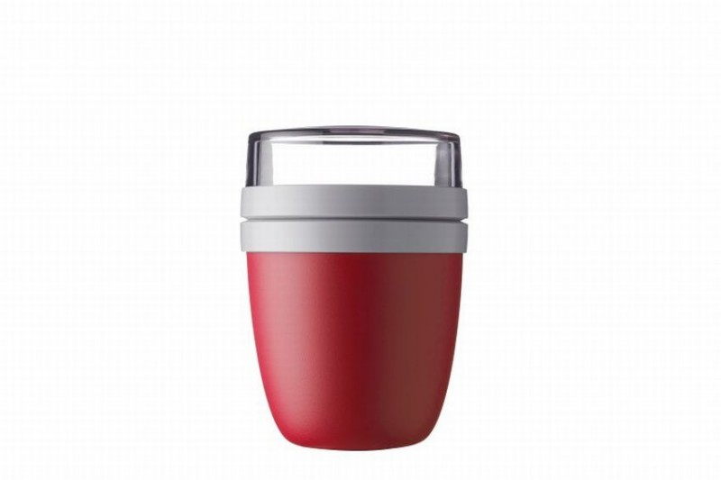 Mepal Lunchpot Ellipse Nordic Red