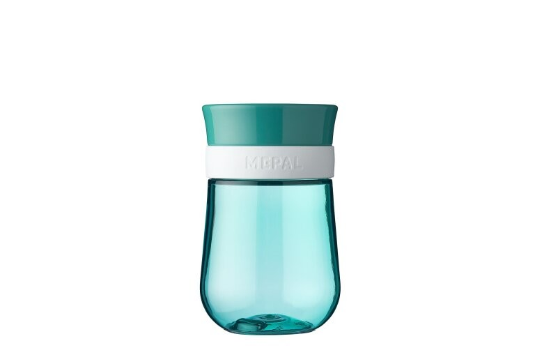 Mepal Oefenbeker Mio 300 milliliter Deep Turquoise
